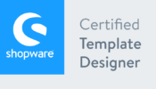 Certified-Shopware-Template-Designer